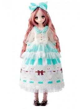 Obitsu Seifuku Keikaku Doll Sewing Book Doll Yaezakashi no Cotton Candy Mint 24 cm
