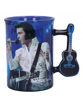 Elvis Presley Mug The King of Rock and Roll
