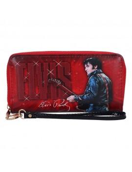Elvis Presley Purse Elvis '68 19 cm