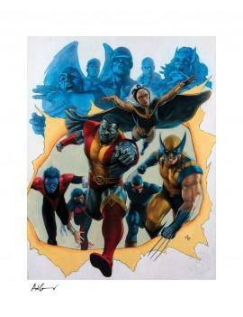Marvel Art Print Giant-Size X-Men 56 x 67 cm - unframed