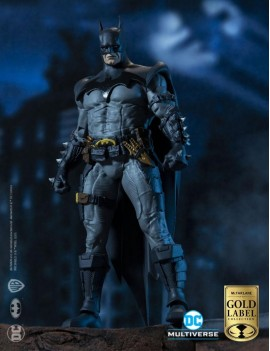 DC Multiverse Action Figure Batman Designed by Todd McFarlane Gold Label Collection 18 cm