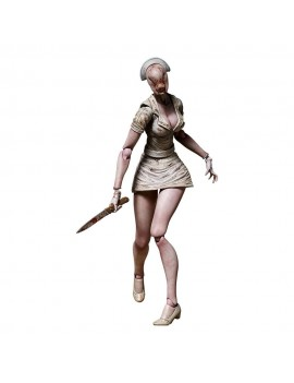 Silent Hill 2 Figma Action Figure Bubble Head Nurse 15 cm