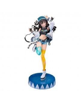 The Idolmaster Cinderella Girls PVC Statue 1/7 Akira Sunazuka: Streaming Cheer 26 cm