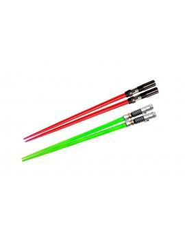 Star Wars Chopstick Darth Vader & Luke Skywalker Lightsaber Chopstick Battle 2-Set