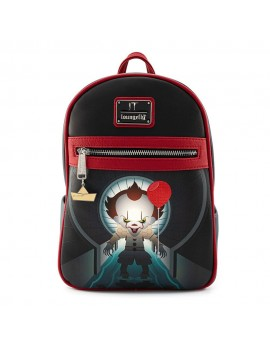 It by Loungefly Backpack Pennywise Sewer Scene