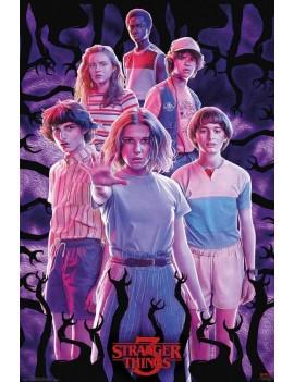 Stranger Things 3 Poster Pack Group 61 x 91 cm (5)