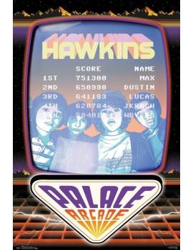 Stranger Things Poster Pack Arcade 61 x 91 cm (5)