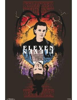 Stranger Things Poster Pack Eleven 61 x 91 cm (5)