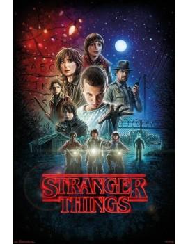 Stranger Things Poster Pack One Sheet 61 x 91 cm (5)