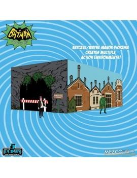 The Warriors 5 Points Action Figures Deluxe Box Set Batman (1966) 9 cm