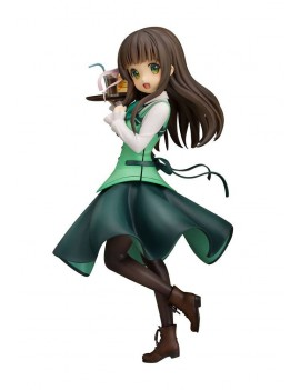 Is the Order a Rabbit PVC Statue 1/7 Chiya (Cafe Style) 21 cm