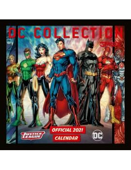 DC Comics Calendar 2021 *English Version*