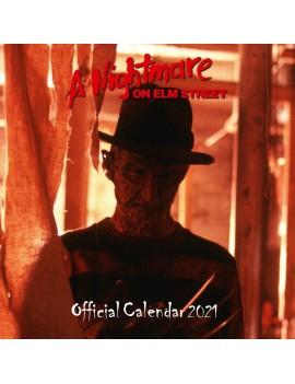Nightmare on Elm Street Calendar 2021 *English Version*