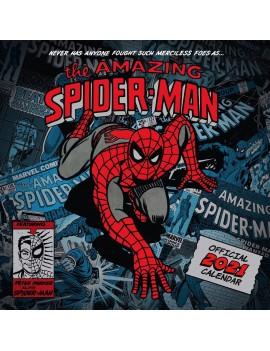 Spider-Man Calendar 2021 *English Version*