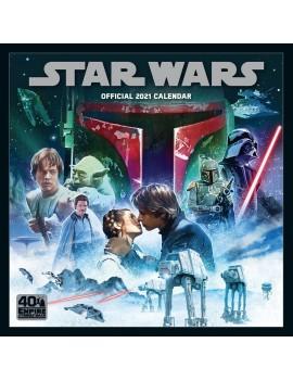 Star Wars Classic Calendar 2021 *English Version*