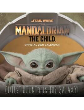 Star Wars The Child Calendar 2021 *English Version*