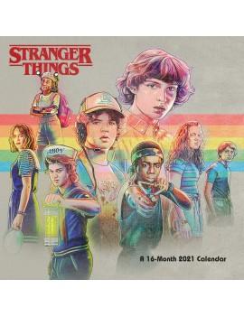 Stranger Things Calendar 2021 *English Version*