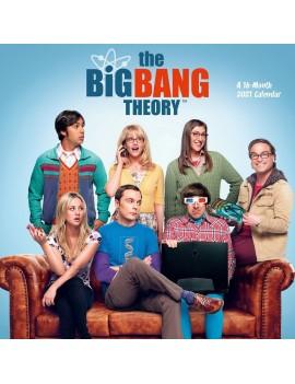 The Big Bang Theory Calendar 2021 *English Version*
