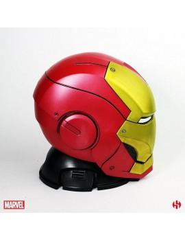 Iron Man Coin Bank MKIII Helmet 25 cm