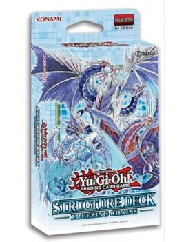 Yu-Gi-Oh! Structure Deck Freezing Chains Display (8) *English Version*