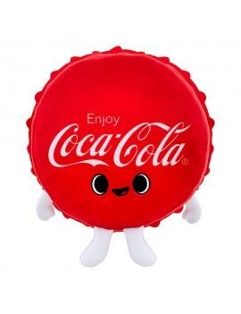 Coca-Cola Plush Figure Coca-Cola Bottle Cap 18 cm