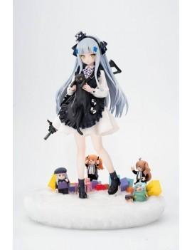 Girls Frontline PVC Statue 1/7 HK416 Gift from The Black Cat Ver. 22 cm