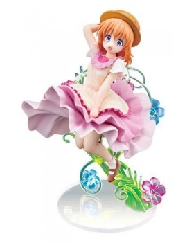 Is the Order a Rabbit? PVC Statue 1/7 Cocoa Summer Dress Ver. 22 cm