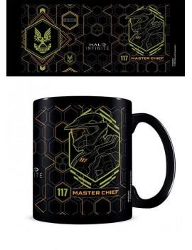Halo Infinite Mug Master Chief Tech