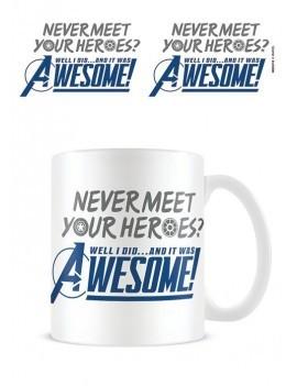 Avengers Gamerverse Mug Never Meet Your Heroes