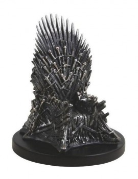 Game of Thrones Statue Iron Throne 10 cm