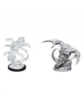 D&D Nolzur's Marvelous Miniatures Unpainted Miniatures Tsucora Quori & Hashalaq Quori Case (6)