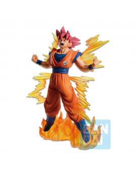 Dragon Ball Super Ichibansho PVC Statue Super Saiyan God Goku 20 cm