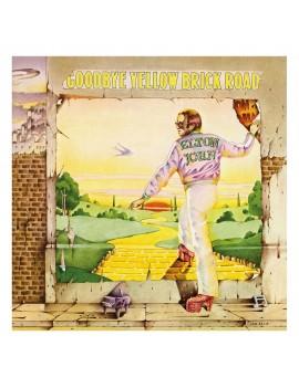 Elton John Rock Saws Jigsaw Puzzle Goodbye Yellow Brick Road (1000 pieces)