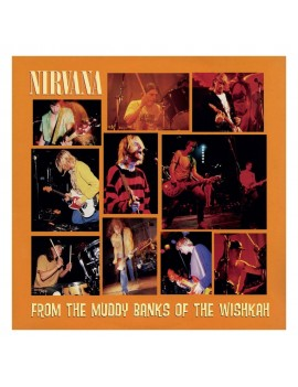 Nirvana Rock Saws Jigsaw Puzzle From The Muddy Banks Of The Wishkah (500 pieces)
