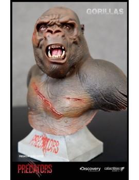 Predators Predatory Scale Bust Gorilla 12 cm