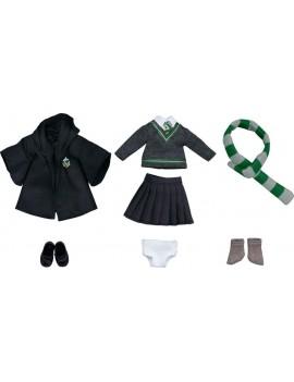 Harry Potter Parts for Nendoroid Doll Figures Outfit Set (Slytherin Uniform - Girl)