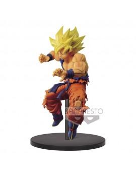 Dragonball Super Son Goku Fes PVC Statue Super Saiyan Son Goku 15 cm