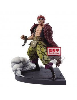 One Piece Log File Selection -Worst Generation- PVC Statue Eustass Kid 15 cm