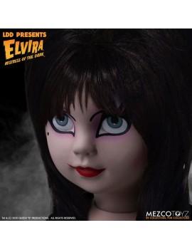 Elvira Mistress of the Dark Living Dead Dolls Doll Elvira 25 cm