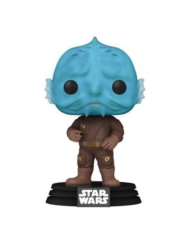 Star Wars The Mandalorian POP! TV Vinyl Figure Mithril 9 cm
