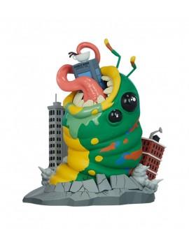 Unruly Kaiju Series PVC Statue Wrath of Wormzilla! 15 cm