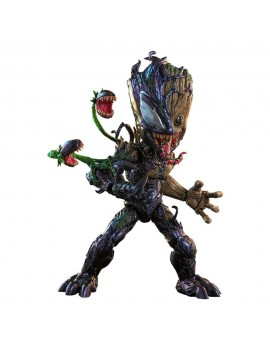 Marvel's Spider-Man: Maximum Venom Artist Collection Action Figure 1/6 Venomized Groot 25 cm