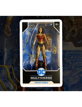 DC Multiverse Action Figure Wonder Woman 1984 mcfarlane italia