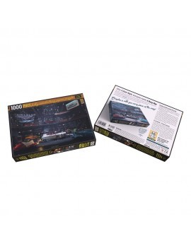 Fallout Chryslus Showroom Jigsaw Puzzle A Quiet Night (1000 pieces)
