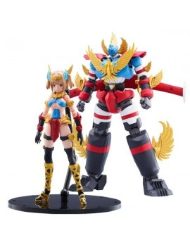 New Gattai Series Plastic Model Kits Robot Atlanger & Atori Hotaka 14 - 17 cm