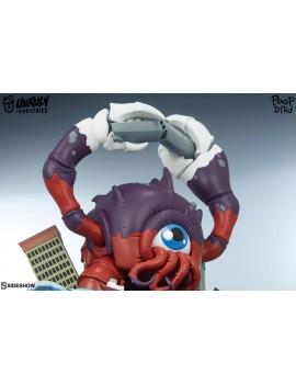 Unruly Kaiju Series PVC Statue Crabthulu: Terror of the Deep! 17 cm
