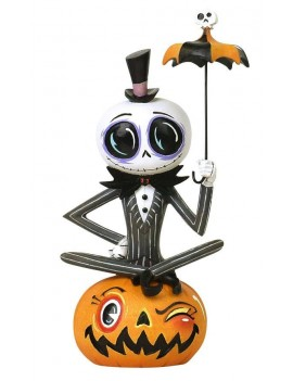 The World of Miss Mindy Presents Disney Statue Jack Skellington (Nightmare Before Christmas) 18 cm