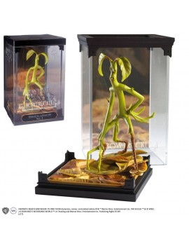 Fantastic Beasts Magical Creatures Statue Bowtruckle 18 cm
