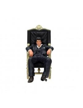 Scarface Movie Icons PVC Statue Tony Montana 18 cm