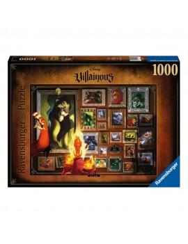 Disney Villainous Jigsaw Puzzle Lion King - Scar (1000 pieces)